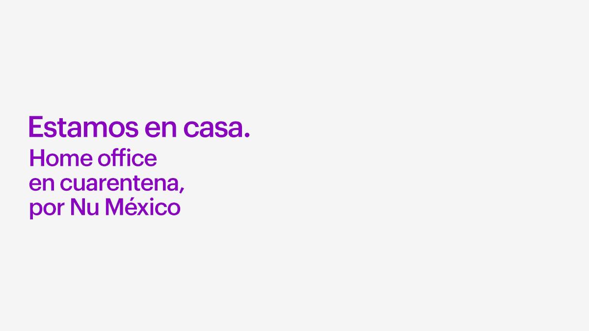 Home office en Nu México